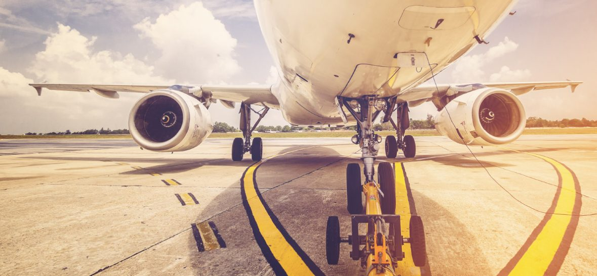 Safety in the air starts on the ground